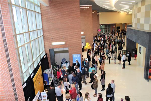Hundreds of educators attend School District Five Teacher Recruitment Event